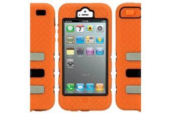 Gecko Tradie Case for iPhone 5/5S/SE Tough Hi-Vis Dust/Splash Proof Orange