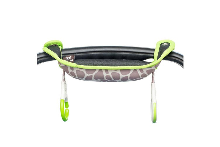 Benbat Baby/Infant Car Seat Comfy Handle Cushion 0-12m Toy/Accessory Hook/Holder
