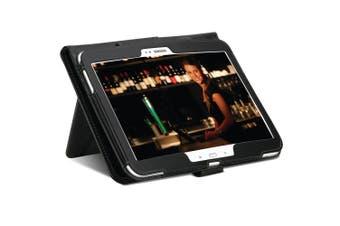 "Samsung Galaxy Tab 3 Folio Case Cover For 10.1"" Tablet - Gecko, Black"