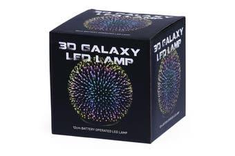 3D Galaxy Night Sky 12cm LED Lamp Night Light Home Decor