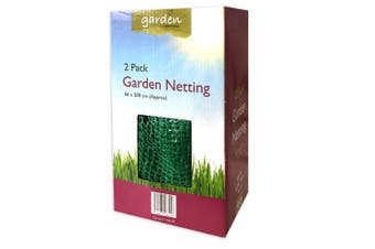 2PK 200 x 66cm Garden/Net Animal/Insect Barrier Protect Netting Plant Cover/Mesh