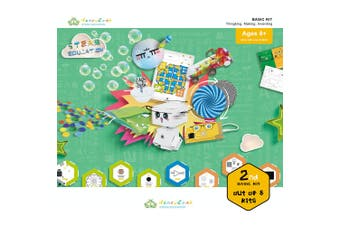 Honeycomb DIY Basic Kit Science/Maths/Education/Learning/Inventing Kids/Toy 8y+