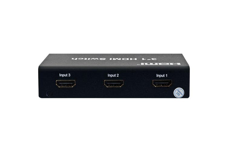 3 Port HDMI Selector Switcher Switch 3D 1080P For PS4 PS3 TV HDTV