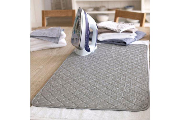Iron Anywhere Portable Magnetic Ironing Mat Blanket Ironing Board Replacement