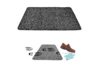 Super Clean Microfiber Non Slip Step Mat Doormat Rug Mud/Water Absorption Carpet