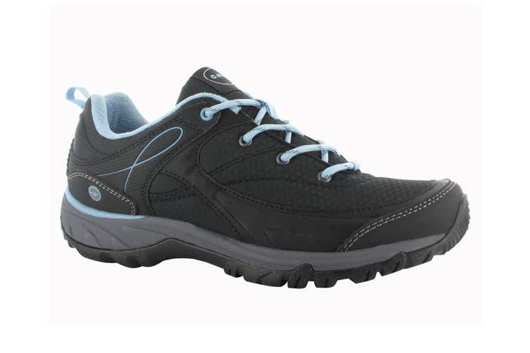 Hi-Tec Women's Equilibrio Bijou Low AU 6/EU 37/UK 4 Outdoor Hiking Shoes Black