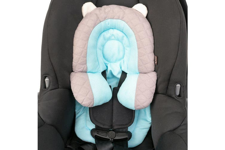 Benbat 2-in-1 Travel Friends Head/Neck Support Pillow Headrest Baby/Infant 0m+