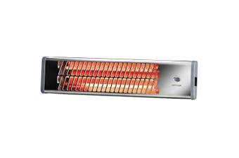 Heller Electric Strip Heater Waterproof IP21 Wall Mountable Indoor Heating 1200W
