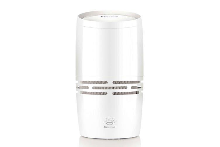 Philips HU4706/70 Desktop Air Purifier/Cleaner/Air Mist Humidifier/NanoCloud