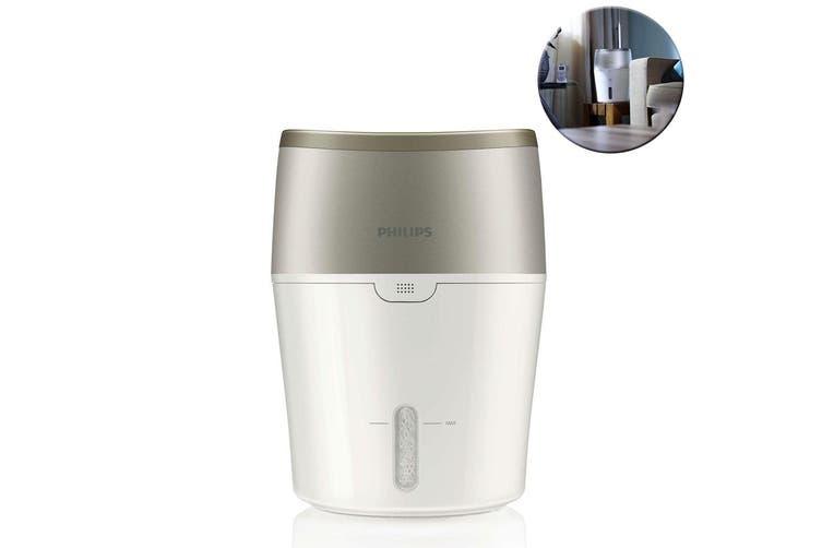Philips HU4803/70 Humidifier Small Room Air Purifier/Cleaner w/NanoCloud Premium