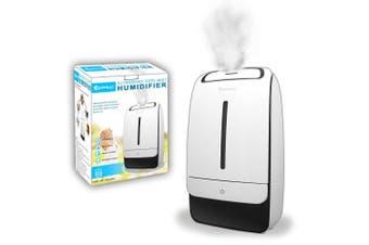 Sansai 5L Air Humidifier/ Ultrasonic Cool Water Mist/Purifier Diffuser