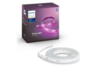 Philips Hue 2m Bluetooth Lightstrip Plus White & Colour Ambiance Strip Lights