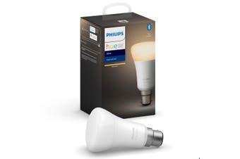 Philips Hue White Ambiance Bluetooth 9W A60 B22 Smart Light Bulb App Control