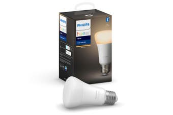 Philips Hue Bluetooth 9W A60 E27 White LED Globe Smart Light Bulb App Control