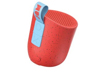 Jam Chill Out Portable Bluetooth Speaker Waterproof Wireless Speakerphone Red