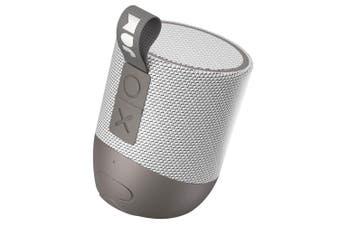 Jam Double Chill Portable Bluetooth Speaker Waterproof Wireless Speakerphone GRY