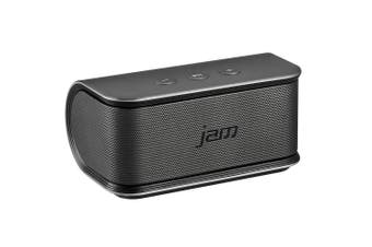 JAM Alloy Metal Wireless Bluetooth 5h Stereo Speaker Portable Handsfree/AUX/Mic