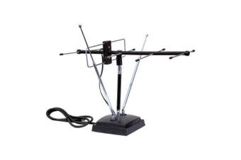 Doss VHF/UHF Indoor Digital Antenna/Aerial Television/TV Channels Coaxial