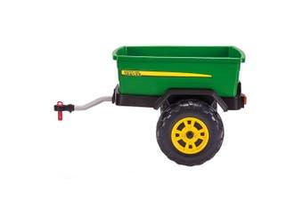 John Deere Adventure Trailer Mower Toy Farm for Kids Gator XUV Tractor Ride On