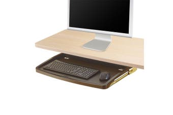 Kensington Universal Smart Fit Underdesk Keyboard Drawer/Tray for Computer Desk