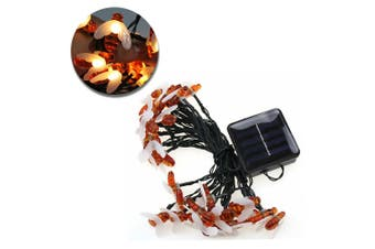 30 LED Solar String Bee Shaped Patio/Outdoor Christmas/Decorative/Party Lights