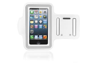 WHT Sport Neoprene Armband Arm Band Gym Running Jogging for  iPhone 4 4S 5 5S 5C