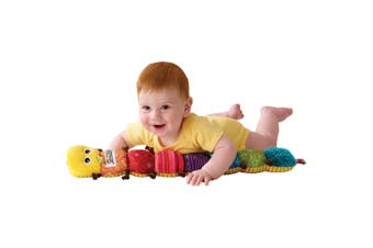 Lamaze Musical Inchworm Infant/Baby Toy Developmental/Sounds/Measure Growth