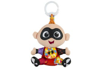 Lamaze Clip & Go Incredible Jack-Jack Baby/Infant/Newborn Plush Soft Toy/Pixar
