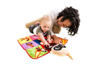 Lamaze Incredibles Jack-Jack Baby/Infant Play Mat f/ Gym Activity Tummy Time/Toy