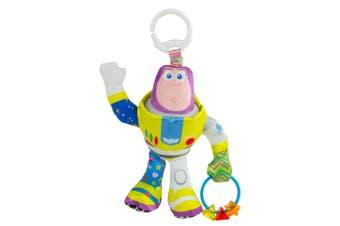 Lamaze Disney 23cm Toy Story Clip & Go Baby/Infant Activity Toy Teether 0m+ Buzz