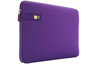"Case Logic 13-13.3"" Laptop/Notebook Sleeve/Case/Cover f/Macbook/Chromebook PPL"