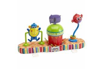 Lamaze Stroll & Go Fun Baby/Infant 6m+ Activity Play Toy Bar High Chair/Stroller