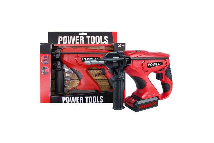 Gem Toys Little Helper Electric Building Power Tool Drill Kids/Children 3y+