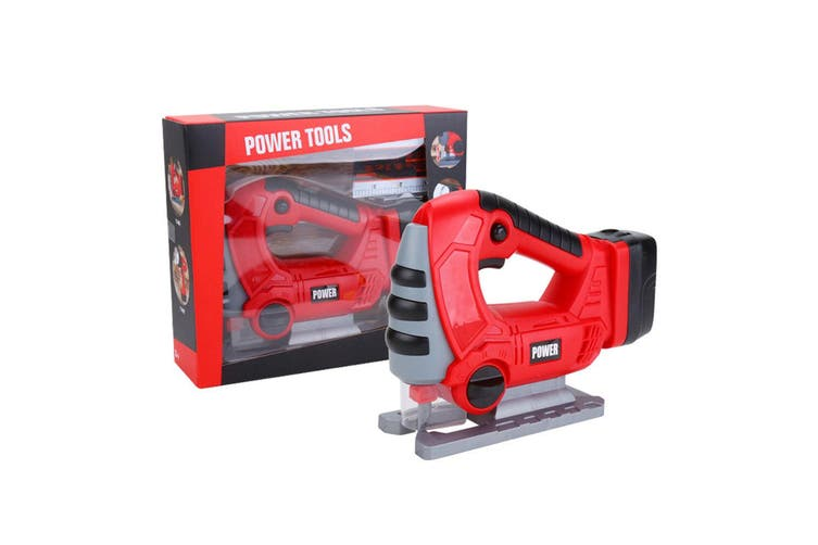 Gem Toys Little Helper Electric Building Power Tool Jigsaw Children/Kids 3y+