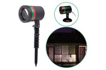 Lenoxx Indoor/Outdoor Spinning Laser Light/Lights Projector/Decoration/Christmas