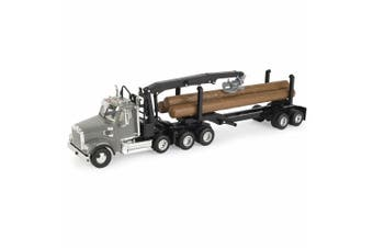 Tomy Freightliner 1:32 50cm 122SD Die-Cast Vehicles Logging Truck Kids Toys 3y+