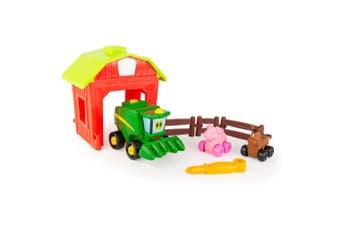 John Deere Build A Buddy Corey Vehicle Farm Toy Combine Kids/Children 3y+
