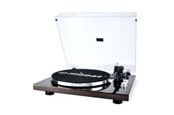 Mbeat Counter Weight/Anti-Skating Bluetooth Turntable Player w/USB/RCA/Phono Out
