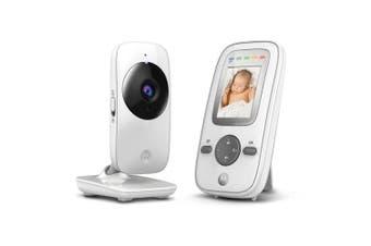 "Motorola 2"" Wireless Infant/Baby Video Monitor Safety w/ Night Vision/Camera"