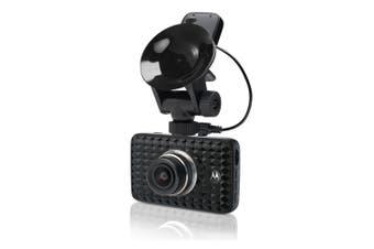 Motorola Car Dashboard Camera Full HD 1080P Dash Cam Recorder w/Wifi/GPS Tracker