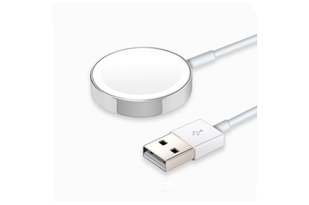 Orotec Magnetic Wireless Charging Pad w/ 1M Cable For Apple iWatch 1/2/3/4