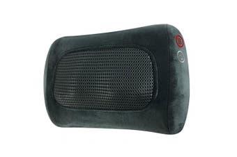 Homedics Shiatsu Massage Pillow Neck/Back/Shoulder Body Relief Massager Cushion