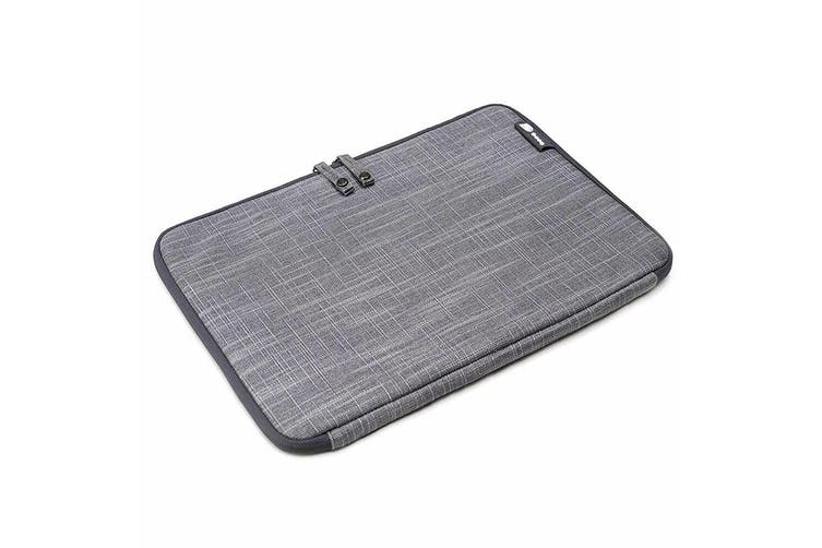 """Booq Mamba Sleeve Cover Bag 13T Laptop/Notebook Case for Apple MacBook 13"""" Grey"""
