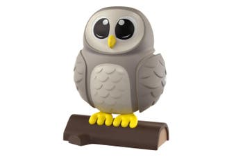 My Baby Homedics Nightlight Owl Sleep/Night Light Bedside Lamp/Toddler/Kids
