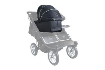 Valco Baby Infant Travel Bassinet for Trimode Twin Stroller/Pram Raven Black