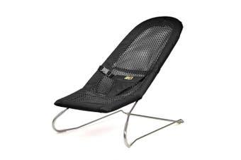 Vee Bee Serenity Black Infant Baby Bouncer Chair/Seat/Bouncing/Rocking/Newborn