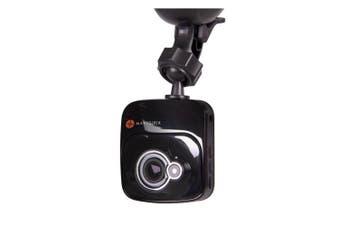 Laser Navig8r Car Dashboard Camera Full HD 1080P Wide Angle Video w/GPS Tracking