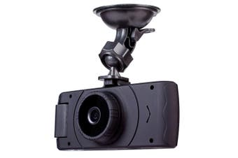 "Navig8r 2.7"" 1080P/720P Dual Front Camera Crash/Dash Cam Video Recorder w/ GPS"