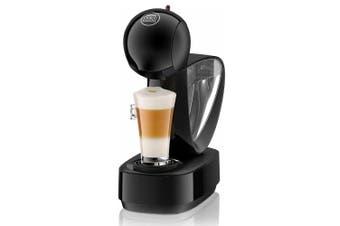 Nescafe Dolce Gusto Infinissima 1.2 L Espresso/Coffee Capsule Machine 15 Bar BLK