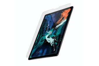 "NVS Atom Tempered Glass 12.9"" Screen Protector For iPad Pro Thin Scratch Proof"